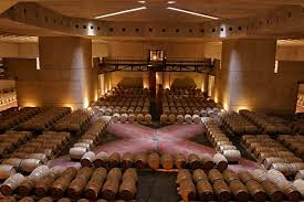 Even the cellars are spectacular