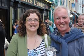 John and Sally McKenna