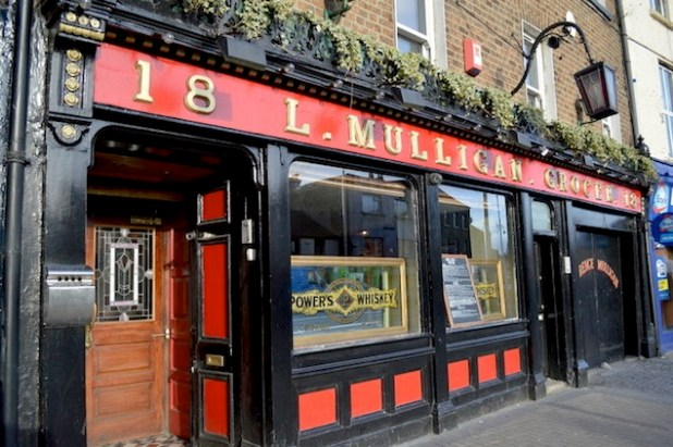 L Mulligan's