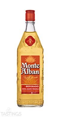 Monte Alban Reposado Tequila Mexico Spirits Review  Tastings