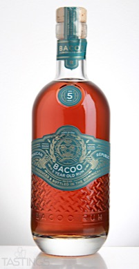 Bacoo 5 Year Old Rum Dominican Republic Spirits Review