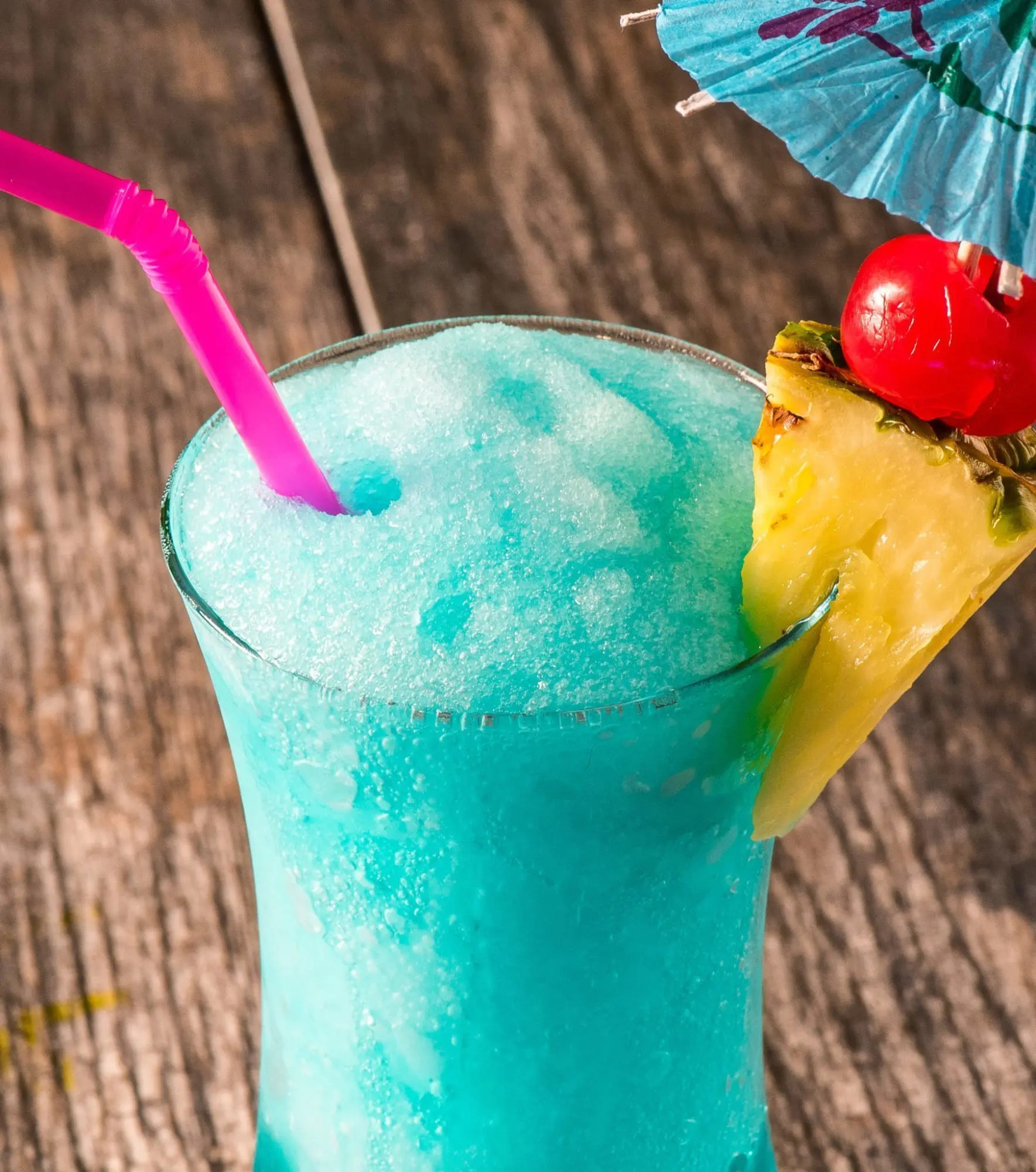 Hawaiian Carb Low Tasty Cocktail Blue -