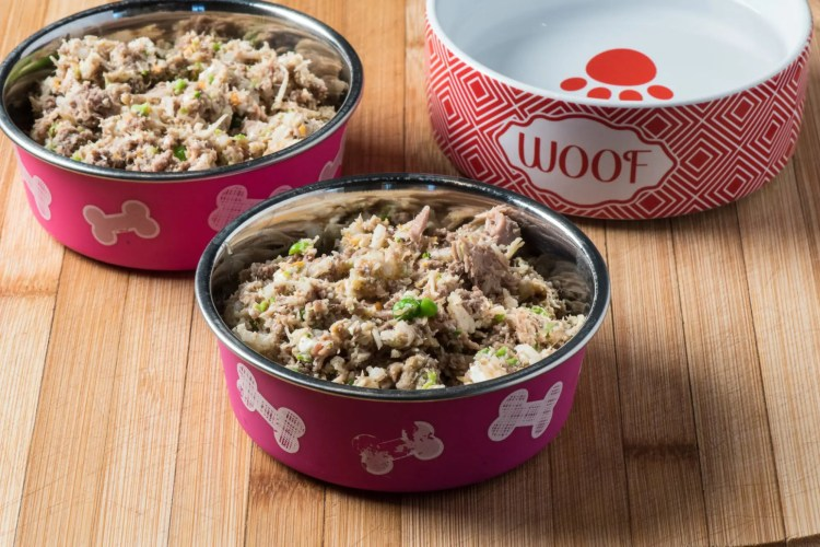Healthy Homemade Dog Food Tasty Low Carb