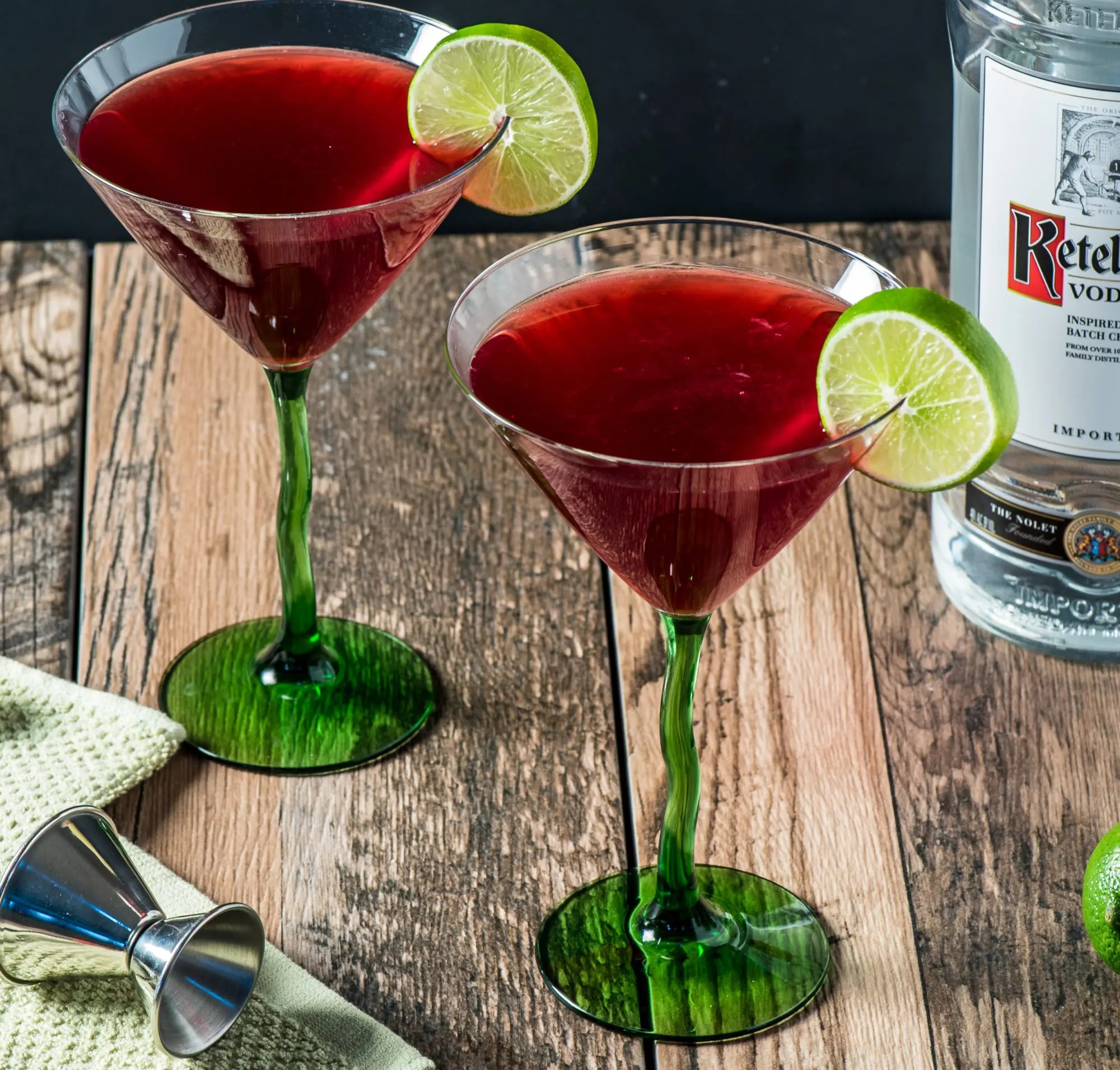 Low Carb Cosmopolitan Cocktail Tasty Low Carb