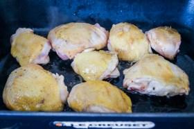 Ofenhähnchen