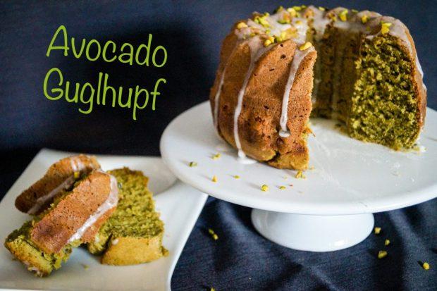 Avocado Guglhupf