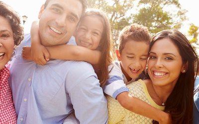 Secrets to a Stress-Free, Happy, Healthy Family