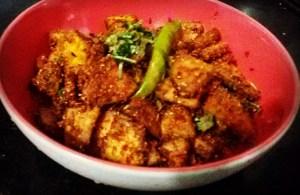 IMG_5430-300x195 Spicy raw banana curry