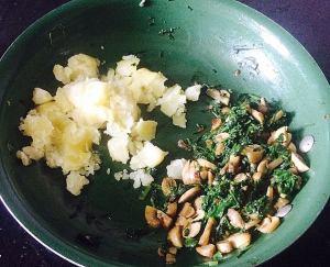 IMG_9108-300x243 Mushroom spinach and potato sandwich