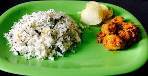 IMG_9186-300x156 Cumin flavored rice/Jeera rice/Jeera Pulao