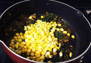 IMG_9201-300x209 Creamy fenugreek and corn curry/Corn malai methi mutter