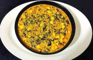 IMG_9207-1-300x194 Creamy fenugreek and corn curry/Corn malai methi mutter