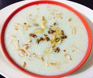 IMG_9269-300x252 Rice Kheer/Rice Pudding/Arisi Payasam