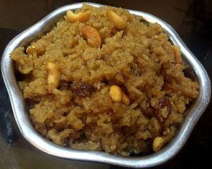 IMG_9280-300x240 Sarkarai Pongal/ Sweet Rice/Jaggery Rice Pudding