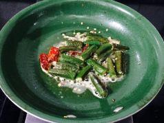 IMG_9675-300x226 Okra in Yogurt Gravy/ Tamilnadu More Kozhambu/ Bhindi dahi sabzi
