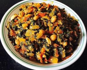 IMG_0383-300x241 Peanut Fenugreek Curry/Singhdhana Methi Curry
