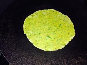IMG_1028-300x225 Vatana Paratha/Green Peas Indian Flatbread