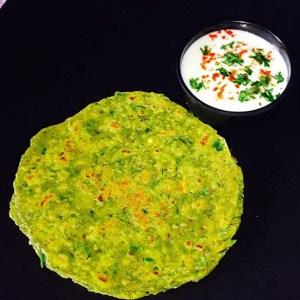 IMG_1030-300x300 Vatana Paratha/Green Peas Indian Flatbread