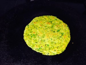 IMG_1031-300x225 Vatana Paratha/Green Peas Indian Flatbread