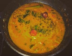 IMG_1286-300x231 Gram Flour Broth/ Besan Sambhar/Kadalai Mavu Sambhar