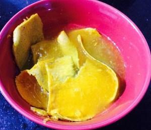 IMG_1517-300x258 Sweet and Sour Ripe Mango Curry/Ambe Upkai