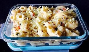 IMG_1666-300x174 Vegetable Pasta in White Sauce