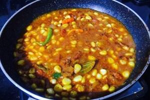 IMG_1527-300x201 Corn Capsicum (Green Pepper) Masala