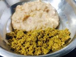 IMG_1724-300x226 Stuffed Dry Small Eggplant/Baingan Bharke/Ennai Kathirikai