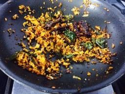 IMG_2670-300x225 Yam and Raw Banana with Coconut and Spices/ Senai Vazhakkai Erissery