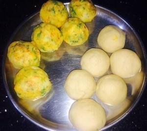 IMG_2762-300x267 Aloo Paratha /Flat Bread stuffed with Potato