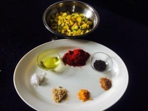 IMG_2850-300x225 Instant Raw Mango Pickle