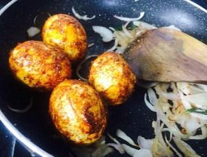 IMG_2973-300x227 Jhatpat Dry Egg Masala