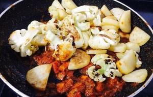 IMG_3200-300x191 Sindhi Gobi Potato / Aloo Gobi