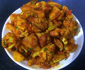 IMG_3202-300x246 Sindhi Gobi Potato / Aloo Gobi