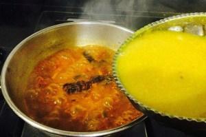 IMG_3510-300x199 Shallot Sambar/Chinna Vengaya Sambar/Small Onion Sambar