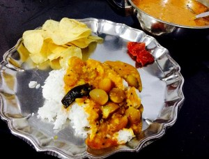 IMG_3516-300x228 Shallot Sambar/Chinna Vengaya Sambar/Small Onion Sambar