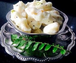 IMG_4067-300x246 Steamed Rice Flour Dumplings/ Rice Rawa Kozhukattai/ Upma Kozhukattai