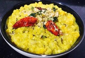IMG_4645-300x205 Yellow Pumpkin and Black Eyed Beans Curry/Kerala Mathankai Vanapayuru Erissery