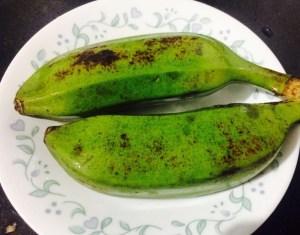 IMG_4650-300x235 Savory Plantain Fritters/Vazhakkai Bhajji