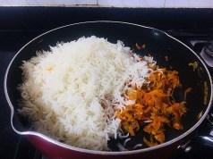 IMG_8145-300x225 Carrot Pulav / Carrot Pilaf