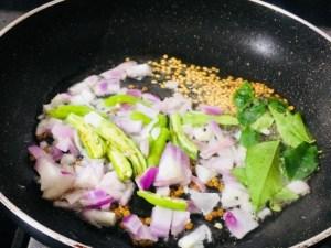 IMG_8431-300x225 Okra Tomato Curry/Vendaikkai Pachadi (Nellai Style)