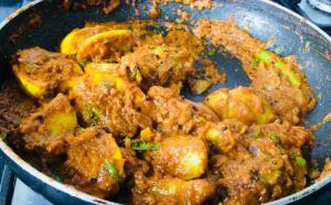 EPZY4497-300x186 Dim Kosha (Bengali Egg Curry)
