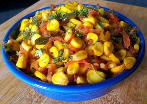 PFOB2973-300x212 Sweet Corn Salad / Sweet Corn Sundal