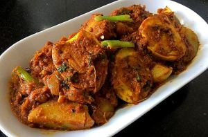 PFXF7769-300x198 Dim Kosha (Bengali Egg Curry)