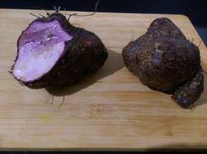 FTMK7277-300x223 Purple Yam Pepper Fry / Rasavalli Kizhanku Fry