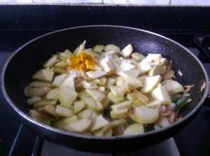 GANU2247-300x223 Simple Sweet Potato Stir Fry