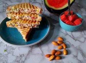 NXBV8513-300x220 Yogurt Vegetable Sandwich