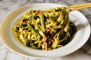 EMRT3777-300x197 Thai Green Curry Pasta