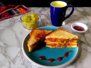 OAQG1391-300x223 Vegetable Masala Sandwich