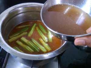 NWPM8574-300x223 Jackfruit Seed Lentil Gravy/Palakottai Sambar